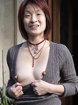 undress mature asian lady ribbon