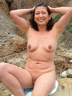 uncomplicated mature asian lady pictures
