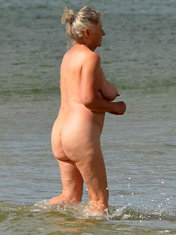 mature lady to hand the beach without a doubt or dare pics