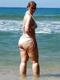 blue mature on beach strip