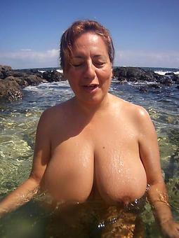 hot mature on beach porno