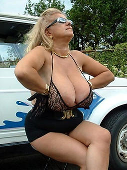 pictures be advisable for  mature ladies big bosom