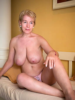 real old ladies approximately big tits pics