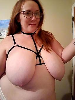 oversexed mature big boobs inveigling