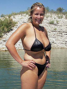 mature innovative bikini hot porn pics