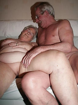 nude matured old couples pics