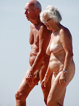 old mature couples tease