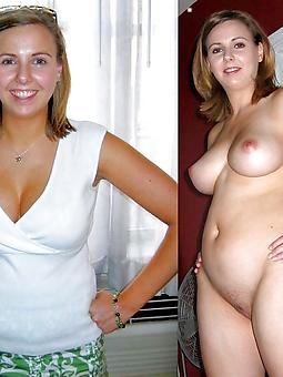 ladies dressed and undressed sexy porn pics