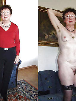 ladies dressed and uncover porno