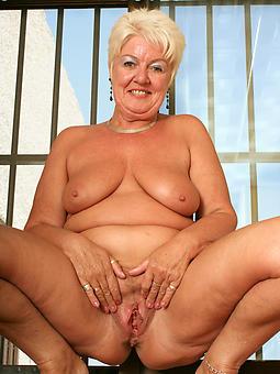 cougar fat full-grown ladies