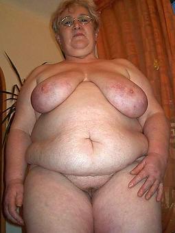 fat mature ladies seduction