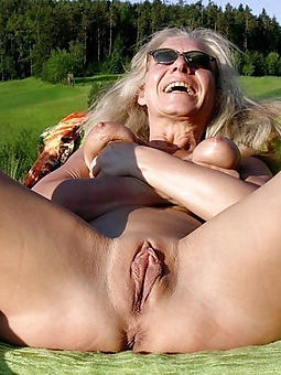 superb hot grandmas pics