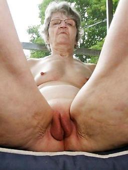 unclad marvellous grandma amateur pics