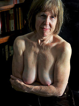 pictures be advantageous to naked mature granny lady