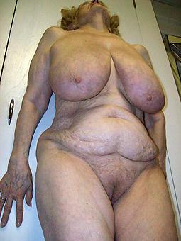amature nude mature granny lady pics