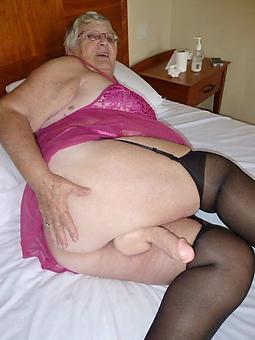 mature granny stockings porn pics