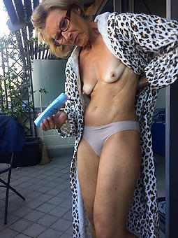 granny booties seduction