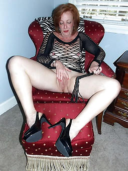 polluted mature milf in heels