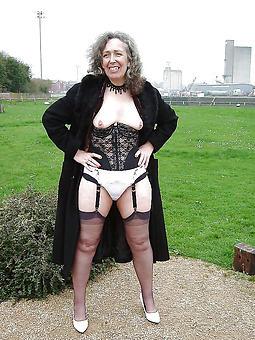 british busty mature lingerie pics