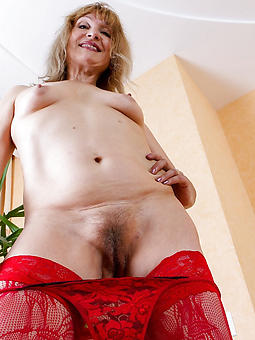 older ladies in panties cram