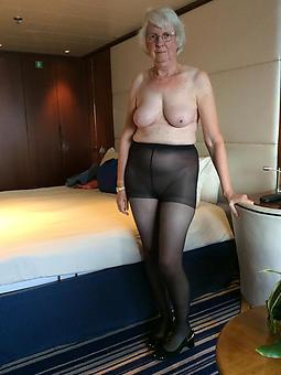 hot older ladies in pantyhose xxx pics