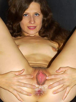 uncompromised nude mature pussy injection