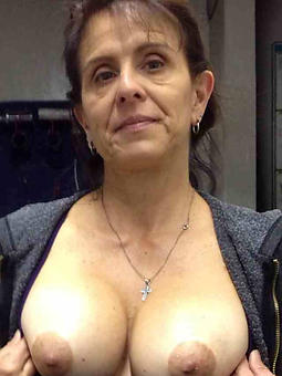 mature lady boobs adult porn