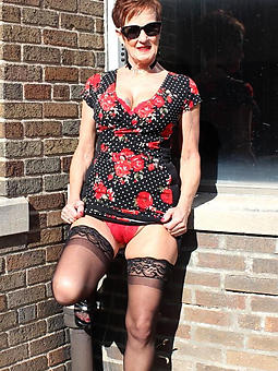 older mature in stockings sure thing or dare pics