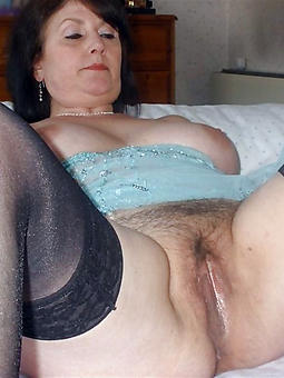 shunned mature ladies wearing stockings