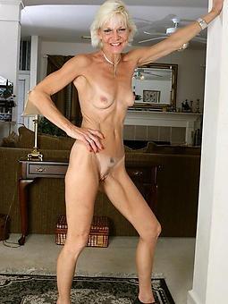 naughty skinny mature women pics