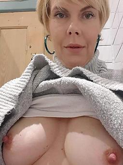 curvy mature milf selfshot photos