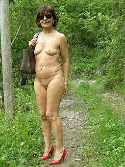 on the mark mature open-air nude pics