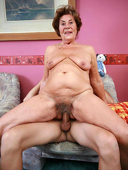 pretty old lady obtaining fucked pics