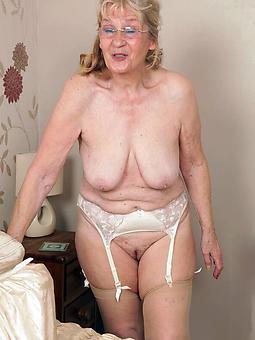 amature grey of age grannies