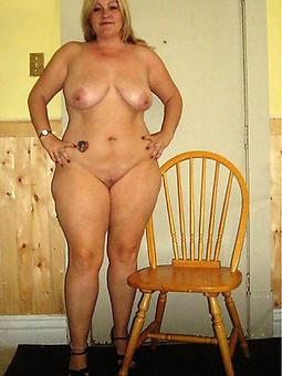 mature curvy women