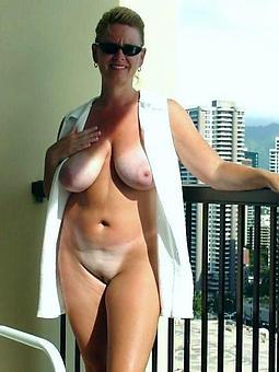 pretty mature woman