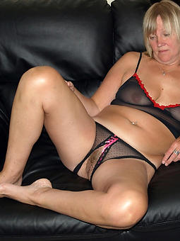 reality mature sexy lingerie