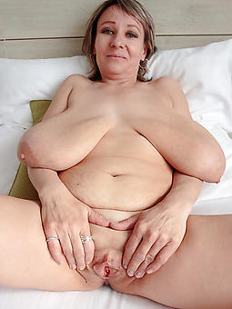 mature saggy breasts seduction