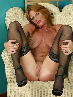 mature just about stocking amature porn