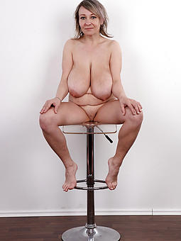 full-grown big saggy tits amature porn