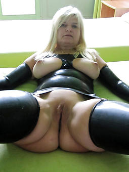 unembellished mature ladies over 60 stripping
