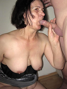 mom giving blowjob