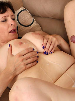 porn pictures for beautiful elderly lady cumshot