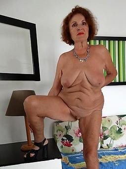 melancholy beautiful nude grandmas