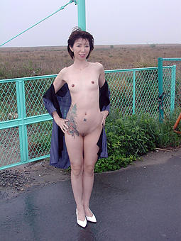 undiluted mature asian nudes pics