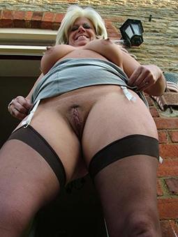 mature ladies near black stockings fact or dare pics