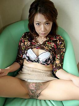 perfect asian mature sweeping pics