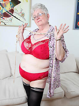 untrained sexy lady granny