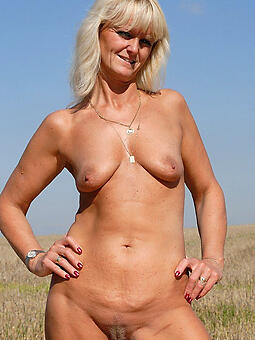 real sexy mature blonde photos