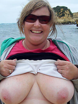 old broad in the beam boob mature free